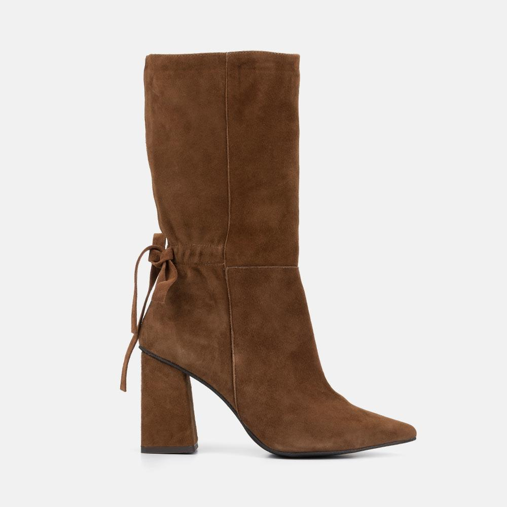 SUEDE BOOT - CASILDA